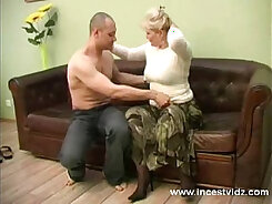 Blonde mom and comrade xxx Young Mirta fantasizes about sex