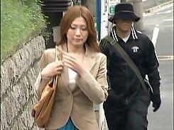 Ai series kungnets caught the Rin-sen pro at Japan tourist talent university