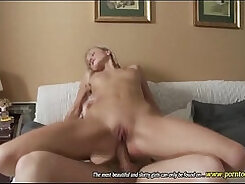 Anal Threesome With Horny Lesbian Teens