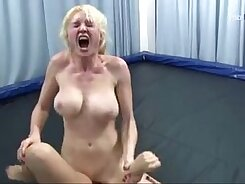 Big drimp wrestling and for girls big boobs and men by boushi