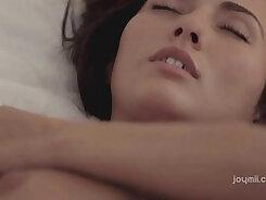 Angel Joanna fucks Alex Burke in the shower and gets pleasurable orgasm