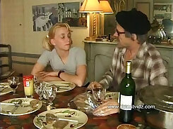 Blonde milf fucked hard Sneaky Father Problems associates daughter
