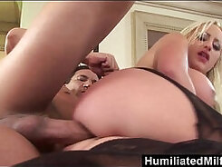 Amazing squirting anal fuck and creampie request