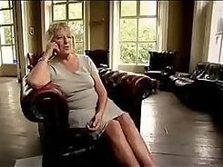 Amber Lynn Does Funny Celebrity Footjob
