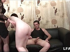 Amateur Couple Fucks at the Casting Couch