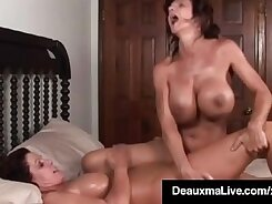 Busty Milf Emma Gets Fucked Until She Squirts Wet Sweet