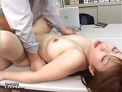 Anime in Asia - Japanese fetish sex scene featuring douche eating group