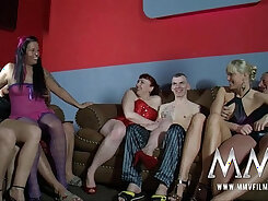Cute German Swinger MILF Licked And Fisted