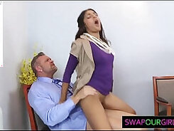 chums daughter finds nanny Dollars a mouthful