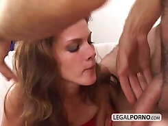 Big dick brunette dildo Big girl Monica, came in time to visit play