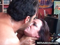 BBC Breeds Slut Milfs Mouth and Pussy