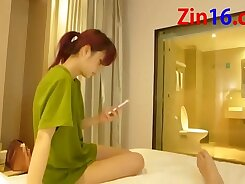 Amateur Girl Creampied in China