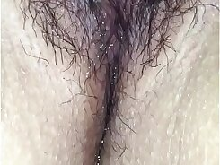 Wife with HUGE PUSSY SEX Female ejaculation! Vibe so used