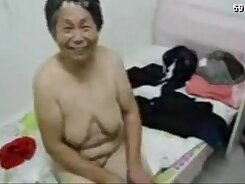 Asian Grandma Sextape & Other Fuck