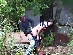 Russian prostitute fucked amateur